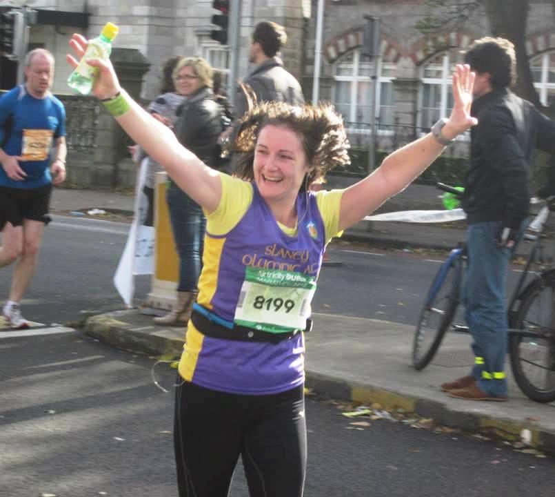 Marathon 2013 Denise Dixon
