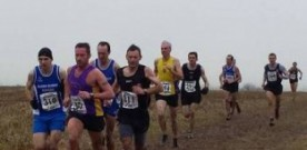 Masters Cross Country in Slippery Soggy Taghmon