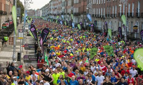 Dublin Marathon 2014