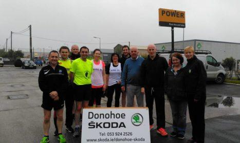 Donohoe Skoda Summer League One Mile Dash