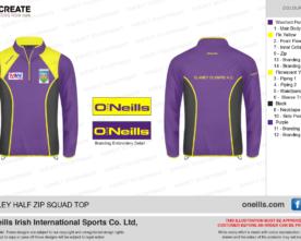 Slaney Olympic AC – New Club Tracksuits