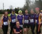 County Masters & Intermediate XC Races 2017